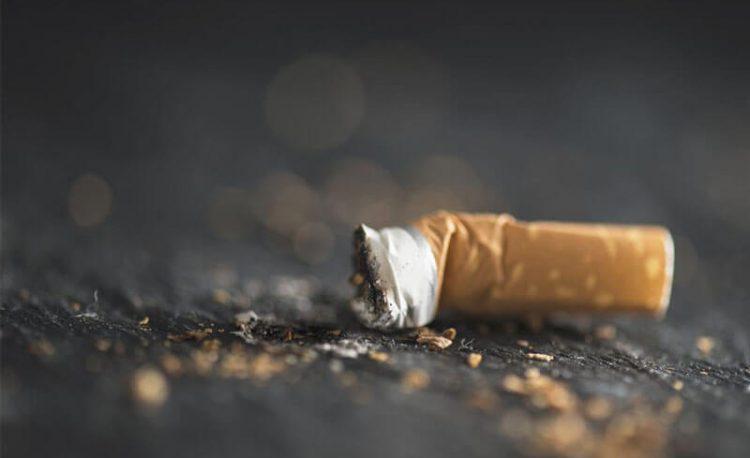 การสูบบุหรี่ สารพิษ
